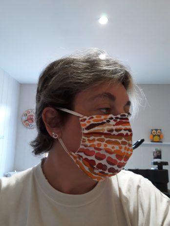 Masque (coronavirus) ADULTE ou ENFANT au choix