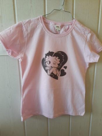 Tee-shirt MC enfant ( flocage)