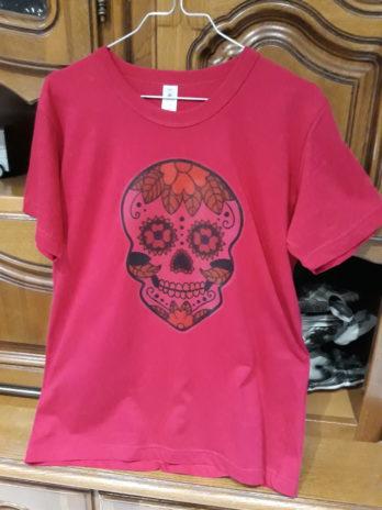Tee-shirt Femme ( avec flocage)
